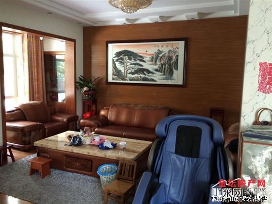 紫金园联排精装别墅送负一层车库有超大院子房源相册