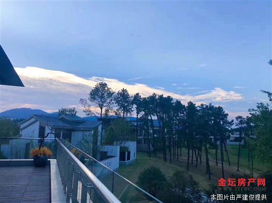 雅居乐山湖城精装养生度假别墅