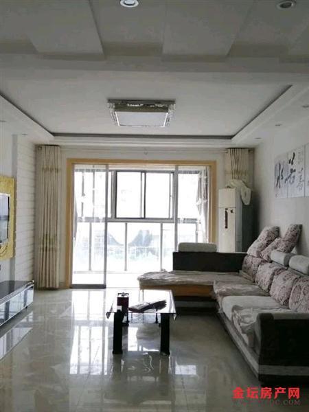 碧水华庭8楼共11层133.04平3室2厅2卫精装139.8万