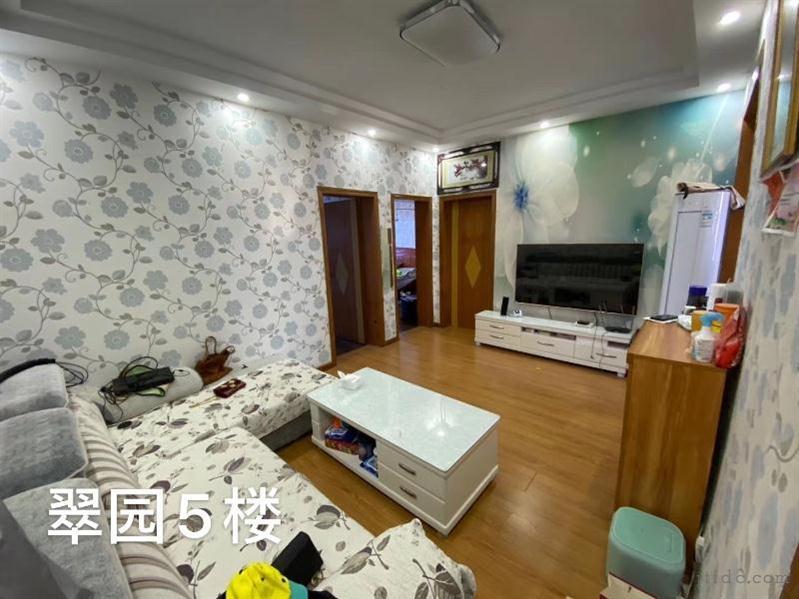 翠园新村精装3房/2厅/1卫朝南好房46万
