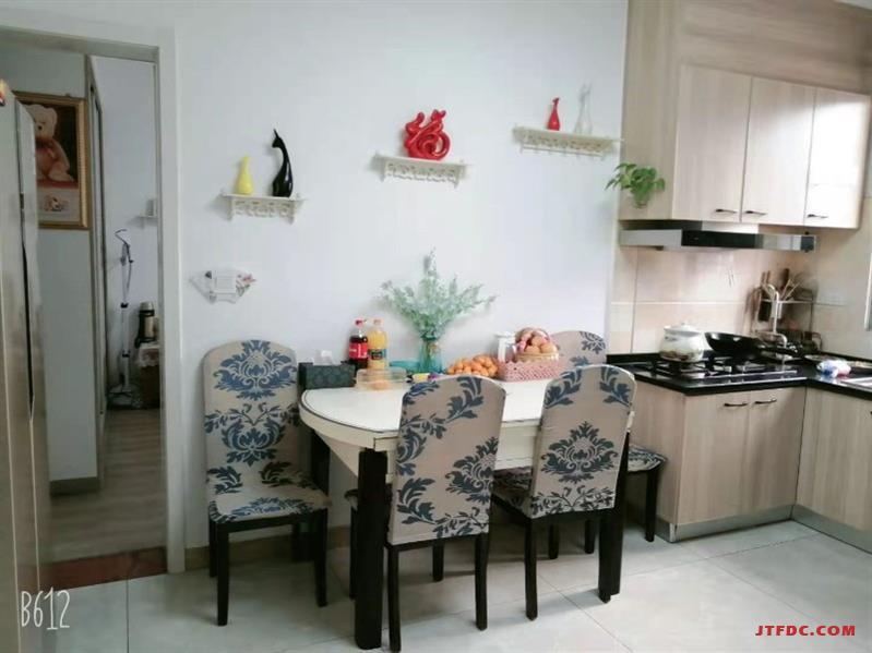 客厅开放式厨房