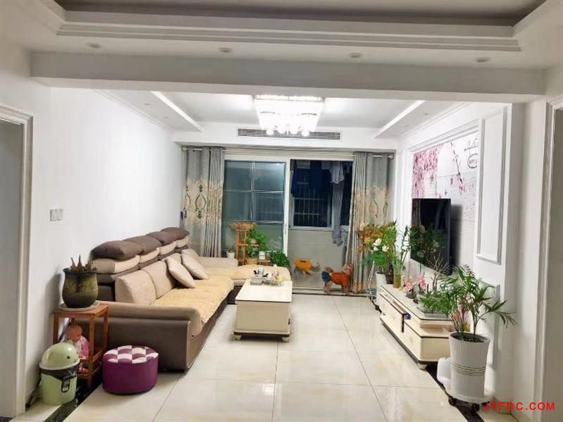 降价啦幸福新村纯二楼132平,三室两厅一卫一衣帽间,双阳台,17年新装修,