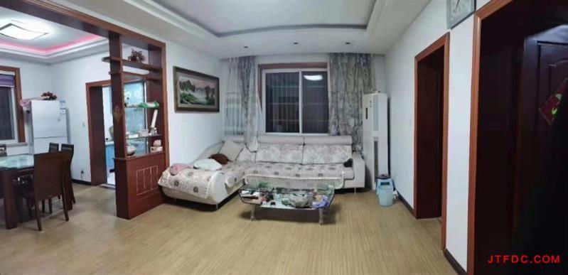 段玉裁学区朱庄花苑C区库上4楼97平,库10平,2室,精装,开价85.8万