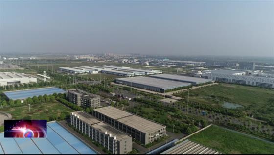 创新2019 北京大学金融投资班一行来我区考察